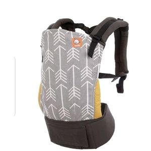 Other - Tula baby carrier archer gray yellow